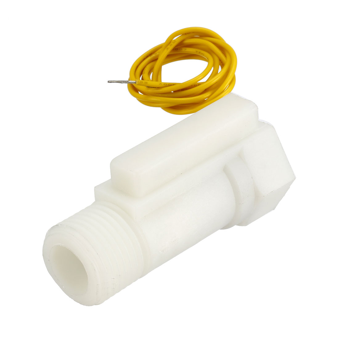G1/2 Hall Effect Liquid Water Flow Sensor Switch Flowmeter Counters 1-25L/min