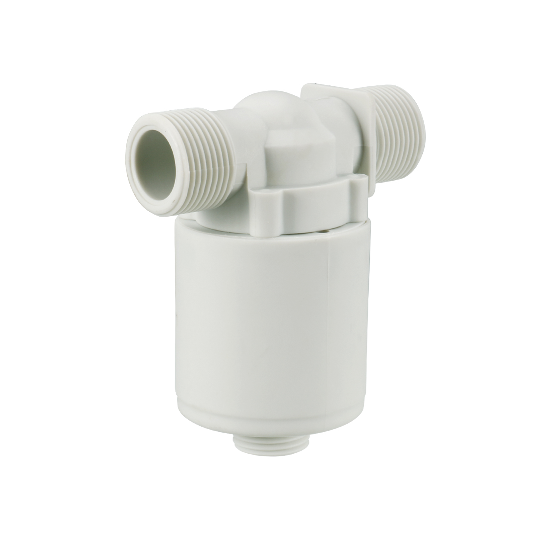 Float Ball Valve G3/4 Thread Plastic Horizontal Exterior Water Level Sensor