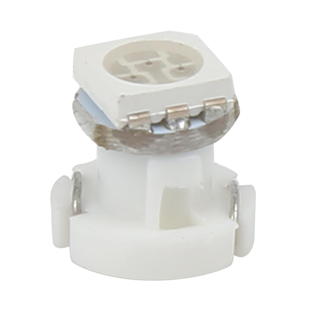 T3 Red 5050 LED Interior Car Instrument Dash Cluster Gauge Bulbs Light