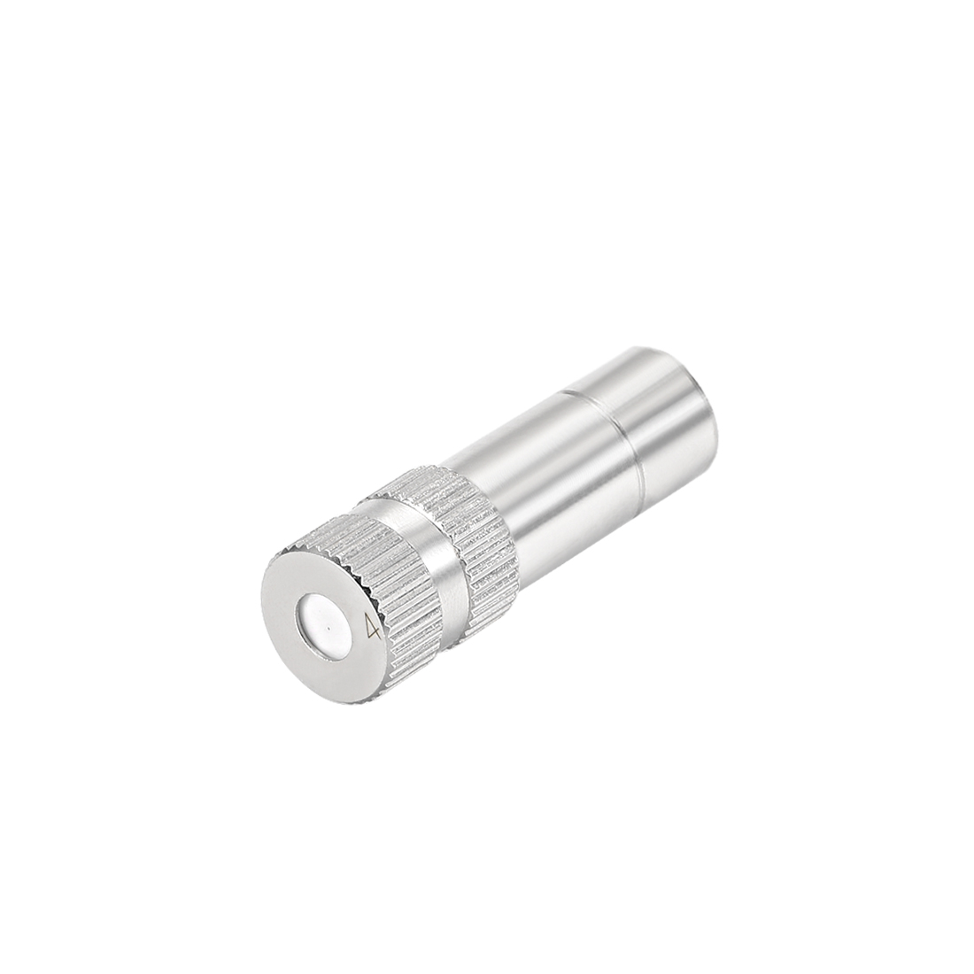 Brass Misting Nozzle 0.016-inch 0.4mm Orifice for 8mm Quick Connector