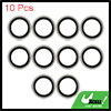 10pcs 24 x 35 x 3mm Engine Oil Drain Crush Flat Bonded Washer Seal Gaskets