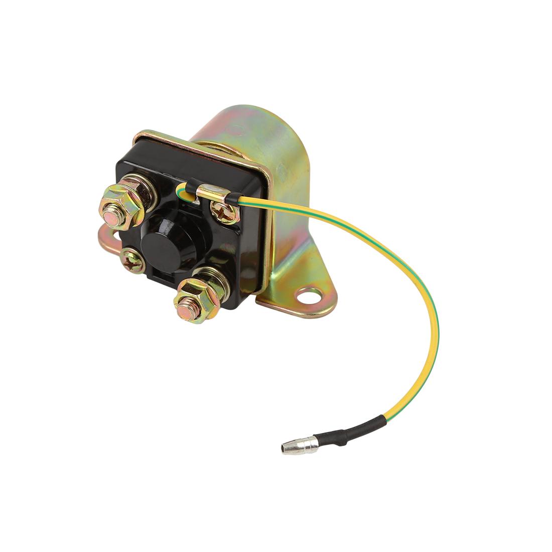Motorcycle Starter Solenoid Relay for Polaris 3085521 4011335