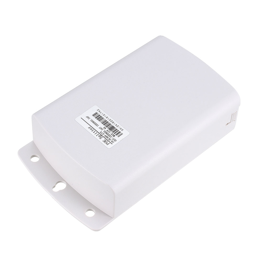 Active PoE Splitter Waterproof Power over Ethernet 48V to 12V IEEE 802.3at/af