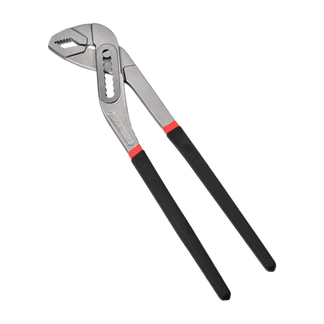 Water Pump Pliers 12-Inch Adjustable Tongue and Groove Pliers Nickel Plating