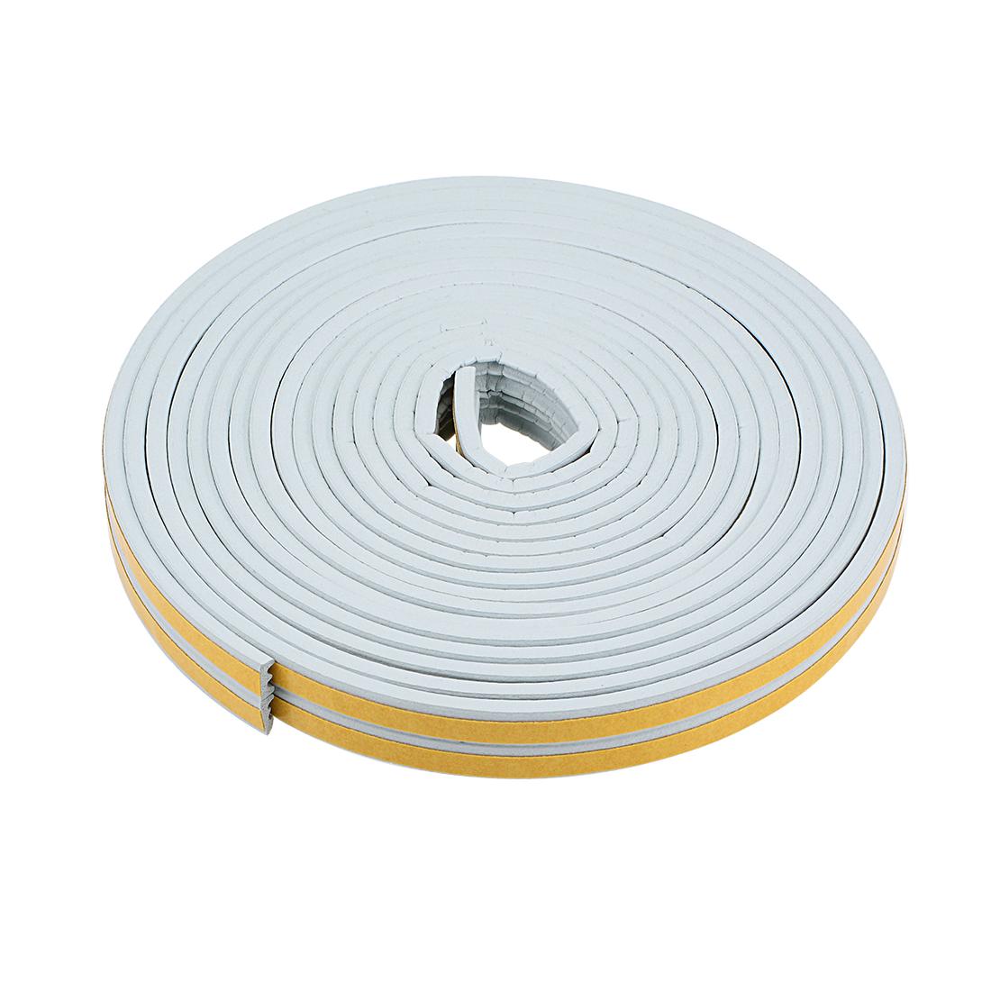 Foam Tape Adhesive 9mm Width 4mm Thick, Total 32.8 Feet Long Gray 2Pcs