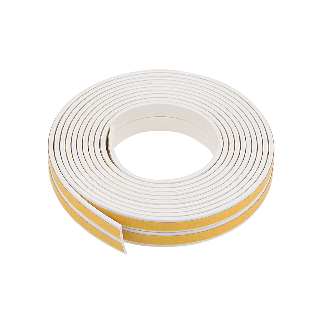 Foam Tape Adhesive 9mm Wide 2mm Thick, Total 16.4 Feet White 2Pcs