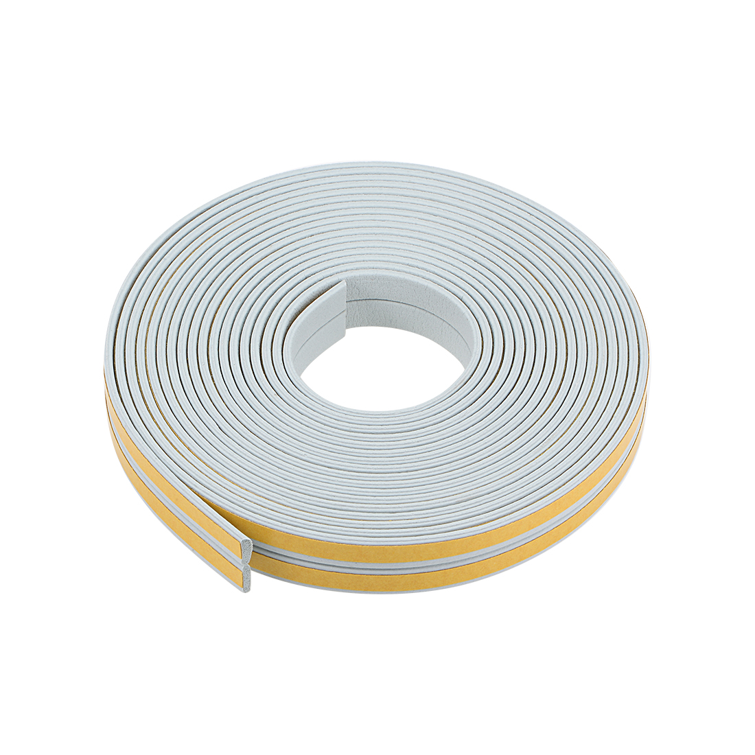 Foam Tape Adhesive 9mm Wide 2mm Thick, Total 32.8 Feet Gray 2Pcs