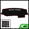 Car Interior Dashboard Cover Carpet Pad for Volkswagen Golf 6