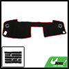 Car Inner Dash Sun Cover Dashboard Cover Carpet for Toyota Tundra