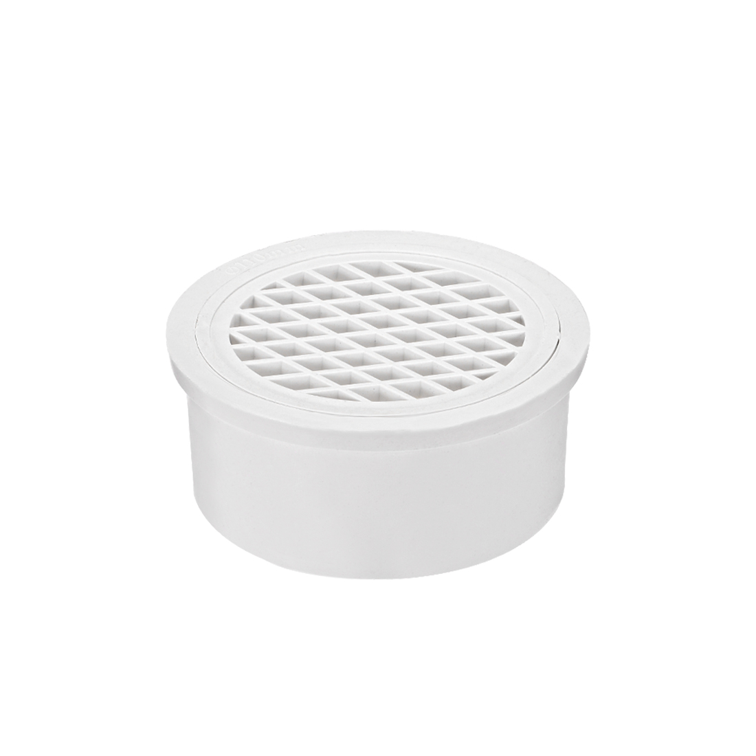 PVC Snap-In Floor Drain 4-inch Bathroom Sink And Tub Drain Strainers