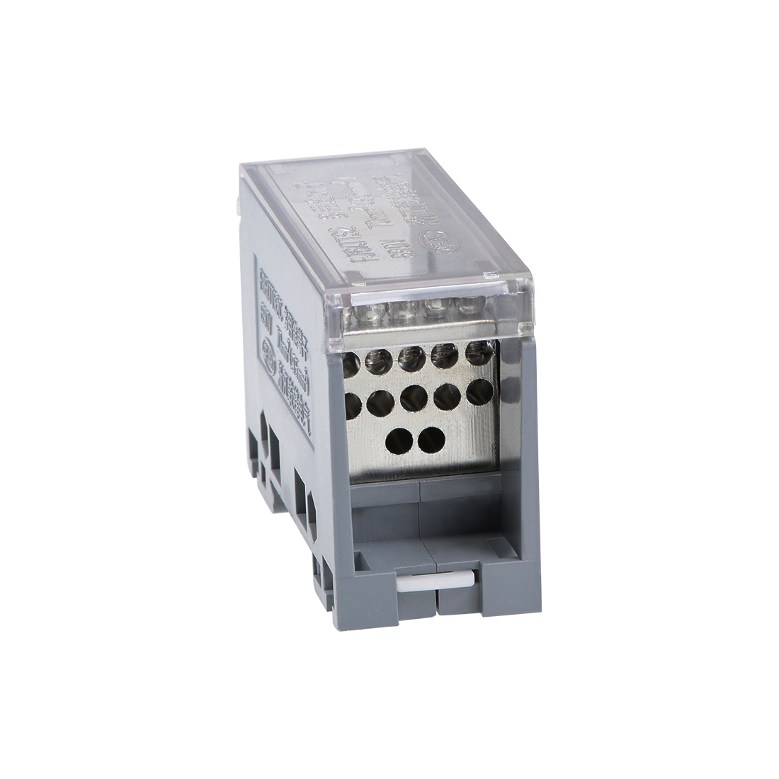 1 In 12 Out DIN Rail Terminal Blocks Connectors Distribution Block