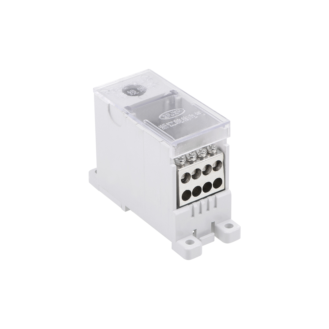 1 Input 8 Output DIN Rail Terminal Blocks Connectors Distribution Block
