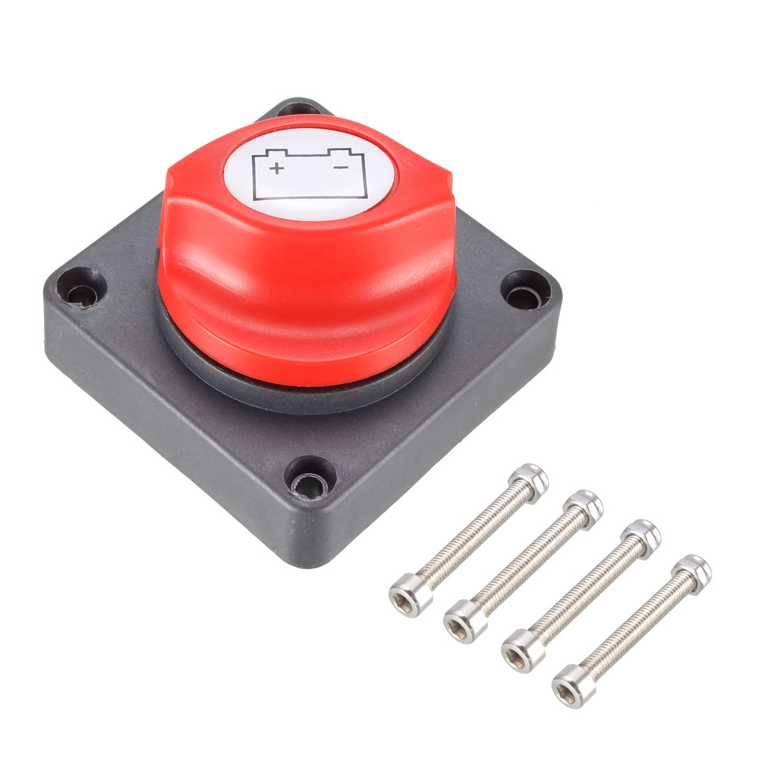 Battery Switch Disconnect 12-48V On/Off Power Cut Master Switch Isolator