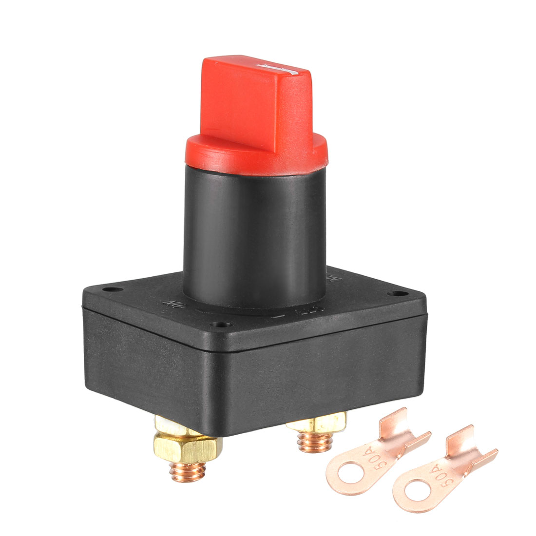 Battery Switch Disconnect 12-24V Battery Power Cut Master Switch Isolator On Off