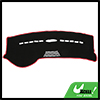 Car Black Dash Sun Cover Dashboard Mat Carpet for 06-15 Mercedes-Benz R Class