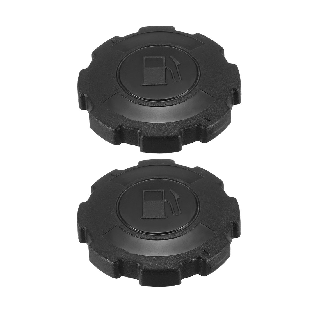 Fuel Tank Cap Fit for GX120 for 6.5HP for 11HP for 13HP Engine 2 Pcs