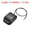 GPS Active Antenna MCX Male Plug 34dB Magnetic Mount 0.5 Meters Wire L