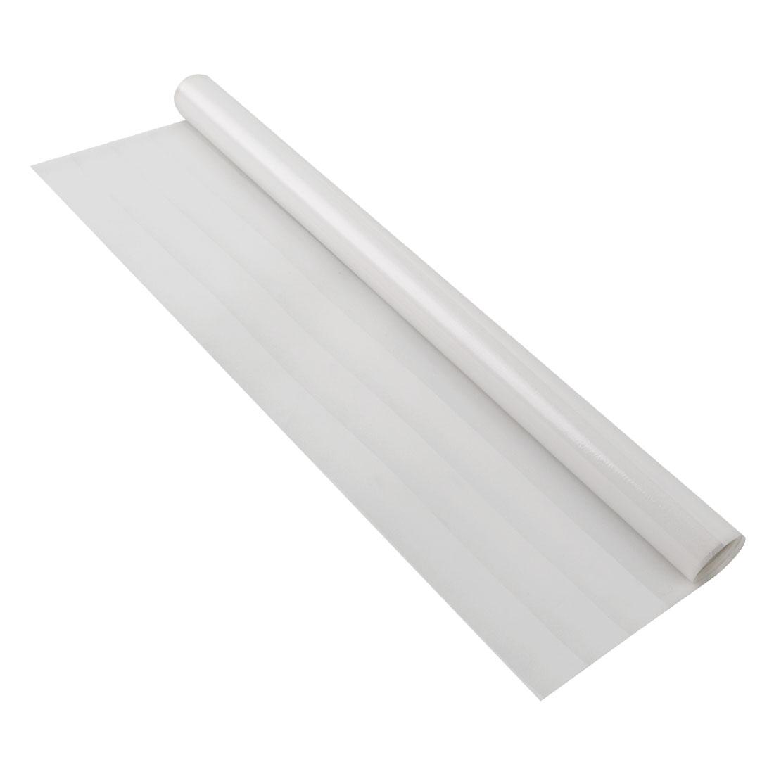 Self-sticky Home PVC Waterproof Anti UV Glass Window Film Sticker 17.7x78.7inch