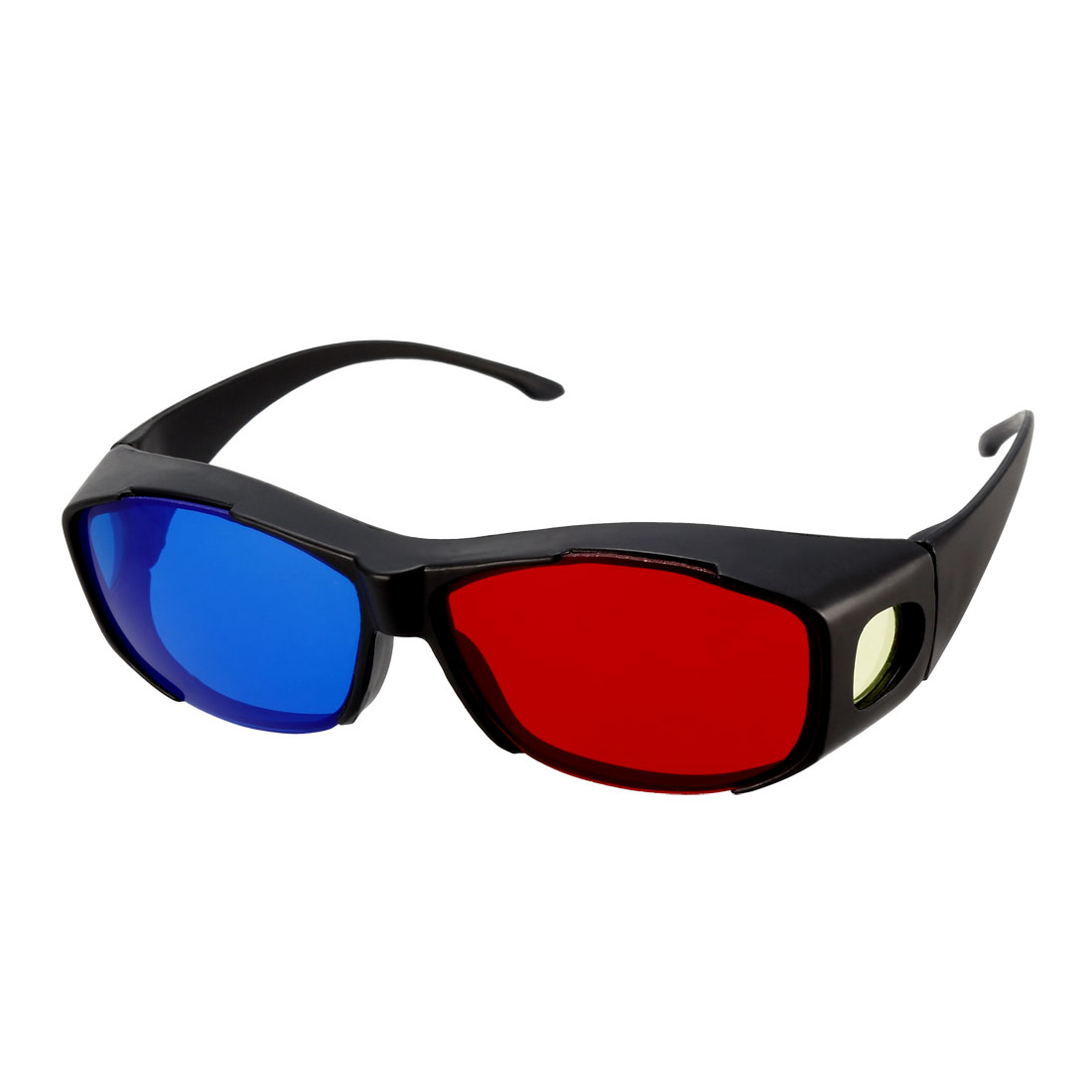 Red-Blue 3D Glasses 3D Visoin Glasses for Red-Blue Format Movie/Picture 3pcs