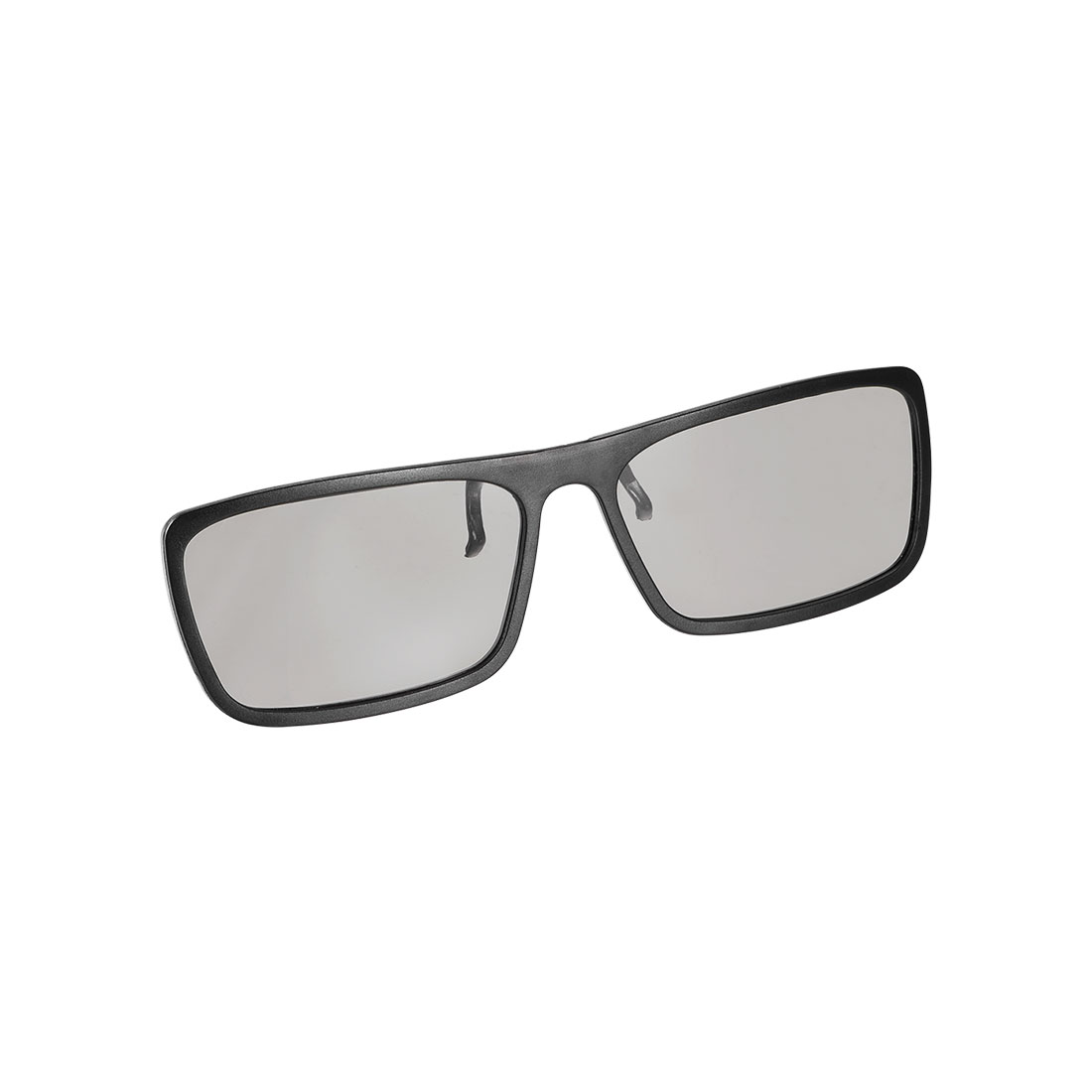 Polarized Clip-on 3D Glasses Compatible with Reald Cinema 5pcs