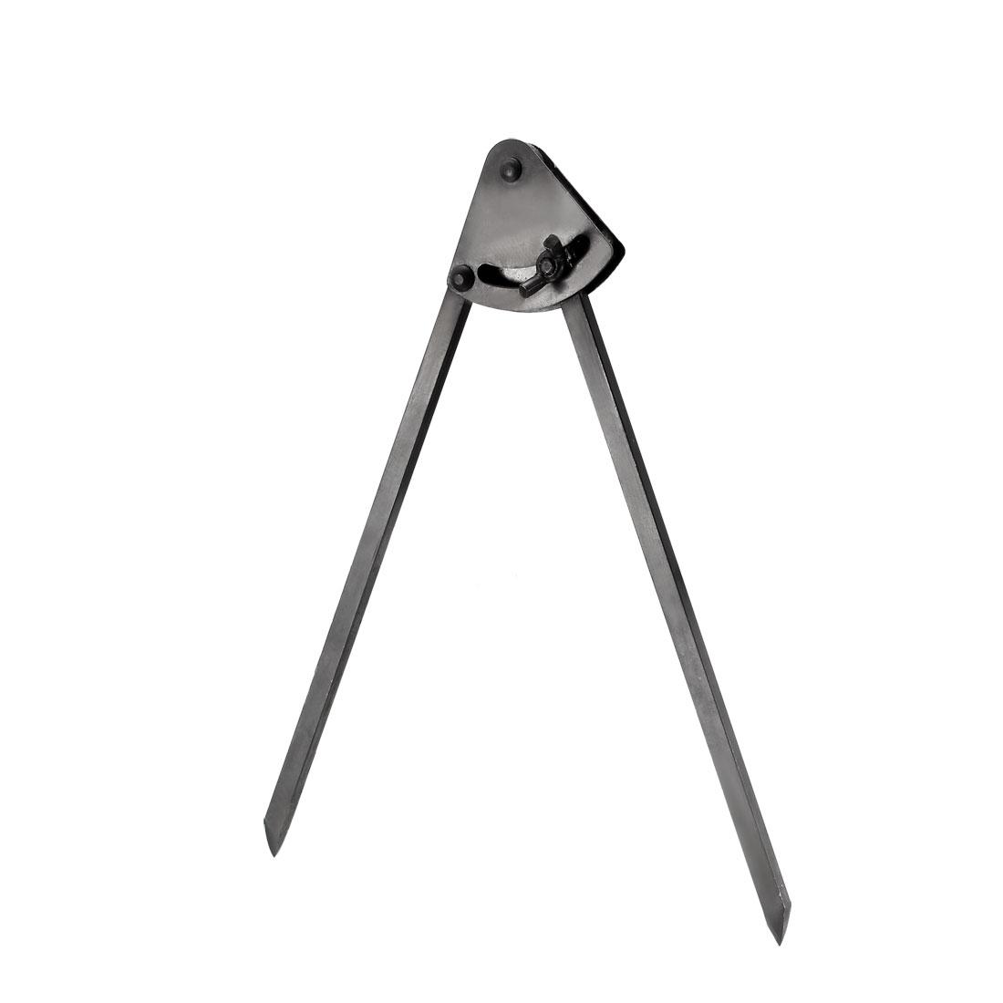 Positioning Divider Compass 250mm 10 Inch Spring Industrial Marking Gauge