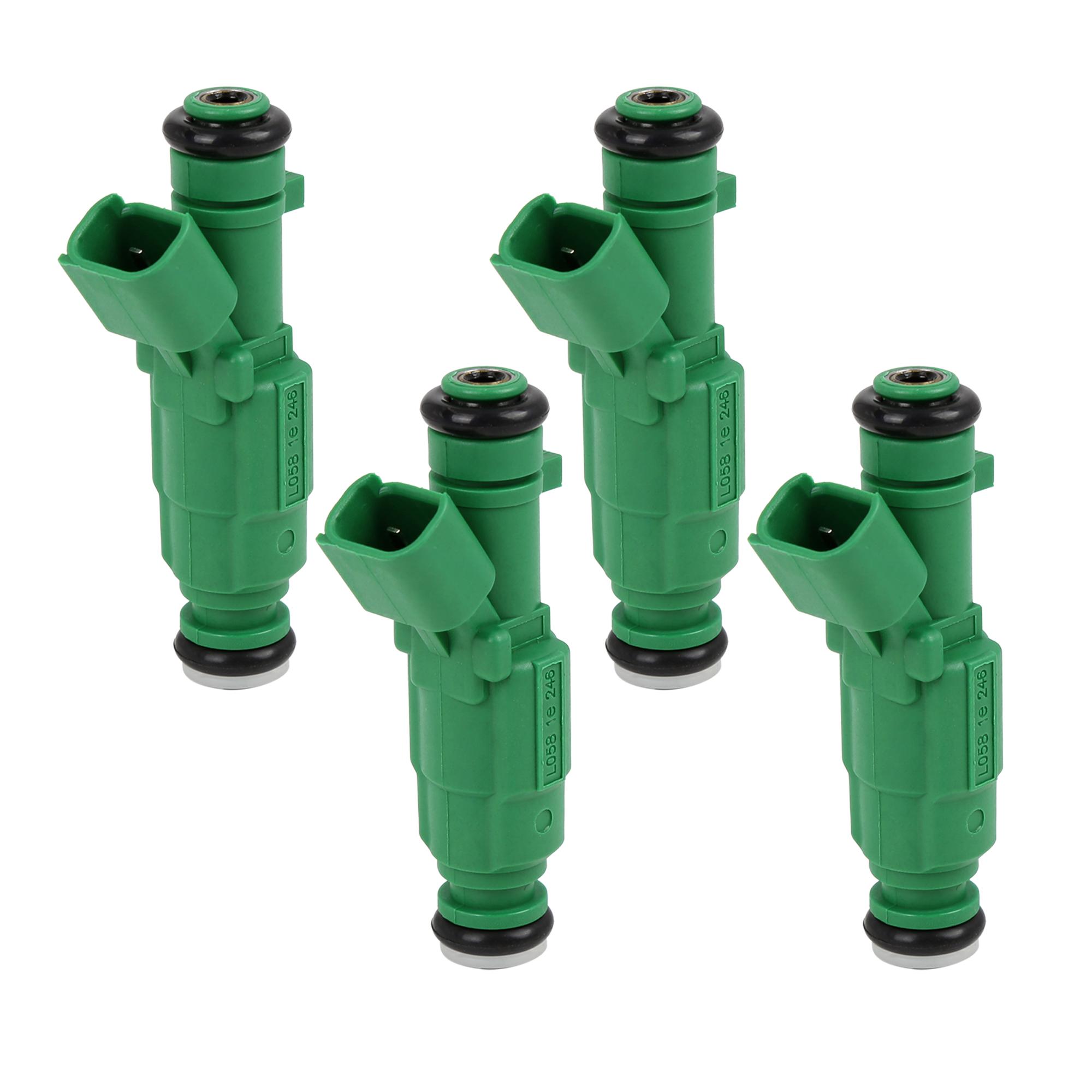 4pcs Brand New Fuel Injector Nozzle for Hyundai Elantra 1.8L L4 35310-2E100