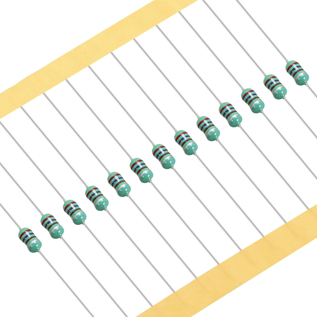 100Pcs 0307 Color Ring Inductor 270uH 0.5W Axial RF Choke Coil Inductor