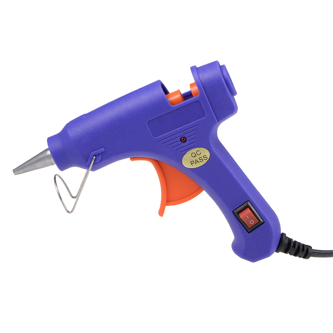 Hot Melt Glue Gun for Craft Projects Sealing Daily Repairs US Plug AC 100V-240V