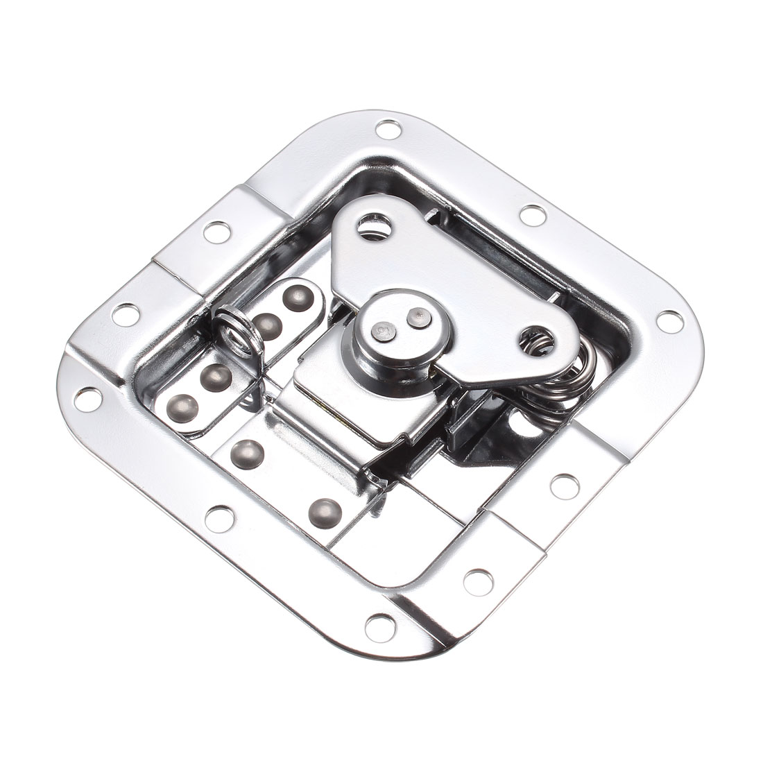 Butterfly Case Recessed Latch 4.06-inch x 4-Inch Spring Loaded