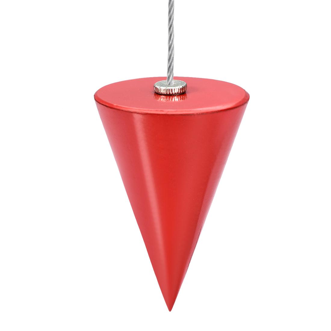Plumb with String Line 3.7m 500g Hammer Apeak Linear Level Masonry Measure Tool