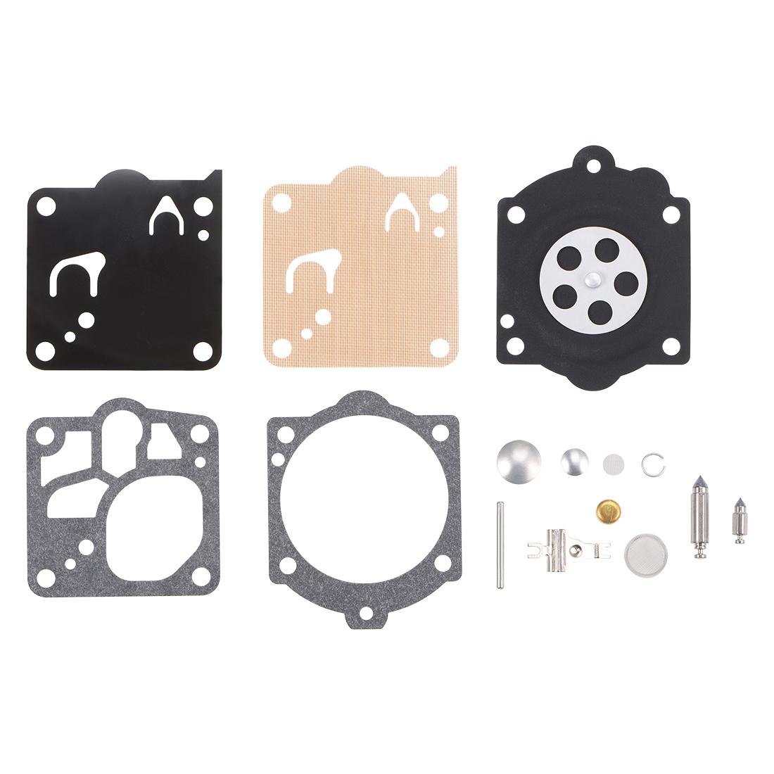 Carburetor Rebuild Kit Gasket Diaphragm for 3120XP for 3120 Engines 3 Pcs