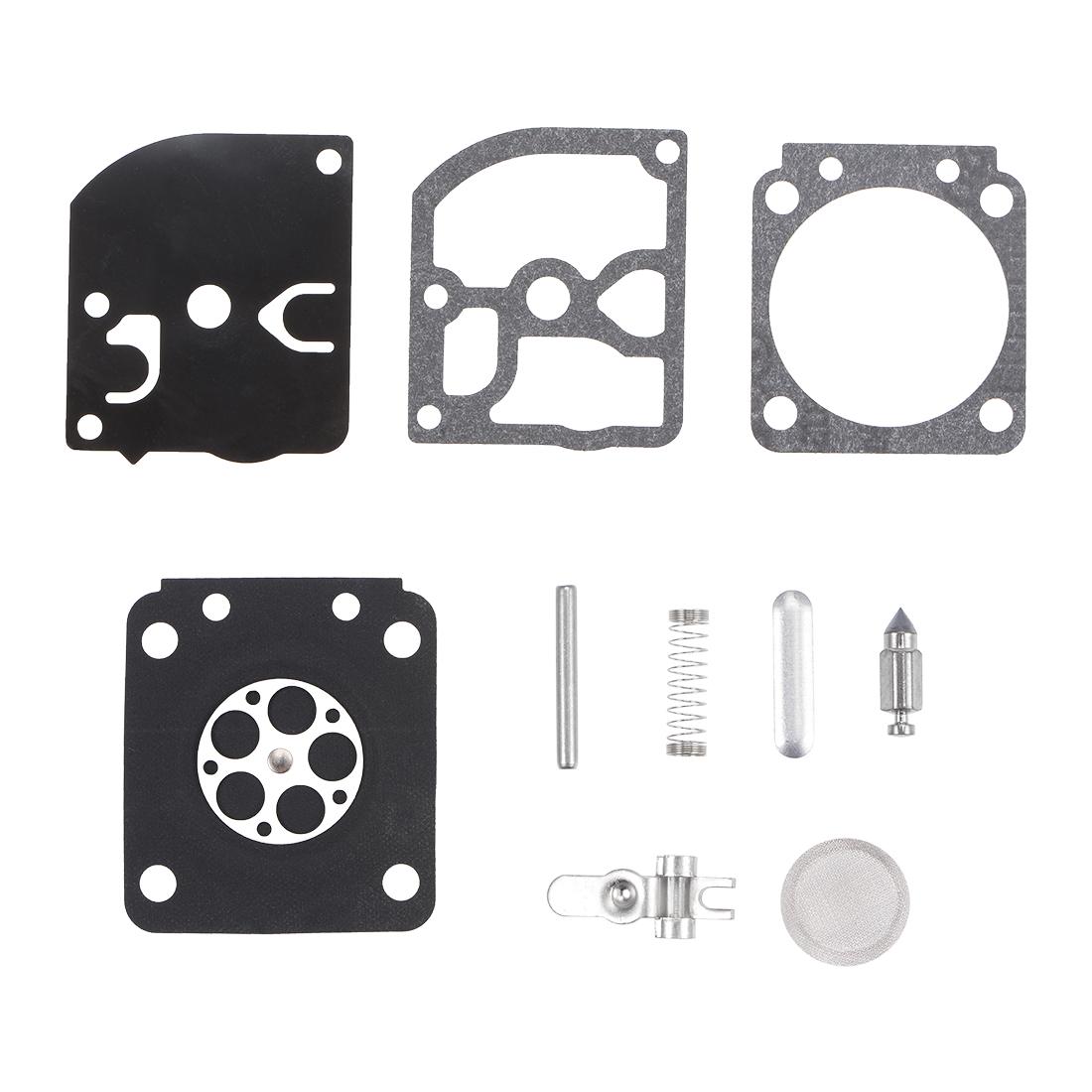 Carburetor Rebuild Kit Gasket Diaphragm RB-129 for Poulan Pro PP4218AV Carb 2Pcs