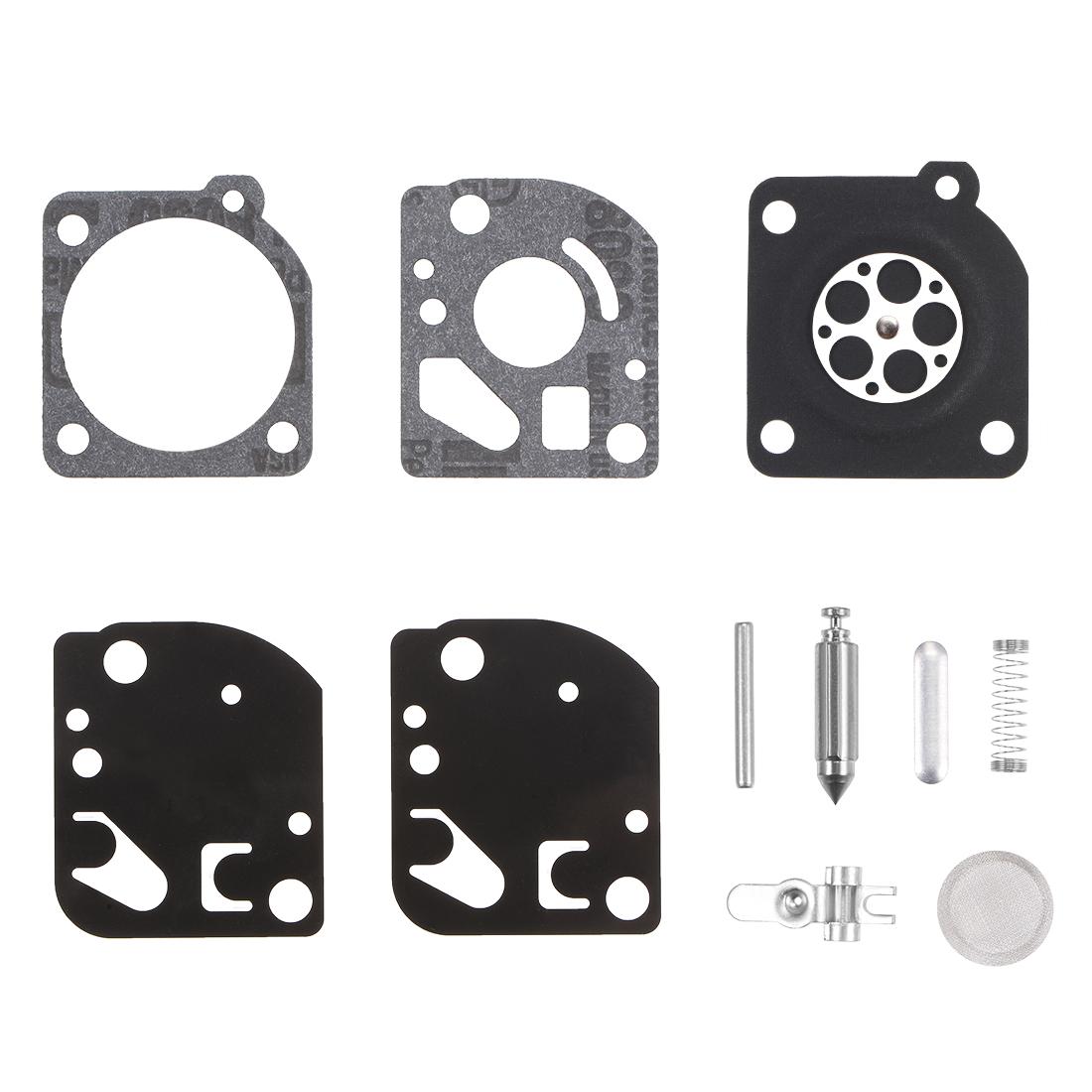 Carburetor Rebuild Kit Gasket Diaphragm RB-21 for ECHO GT1100 2100 PB 1000 3pcs