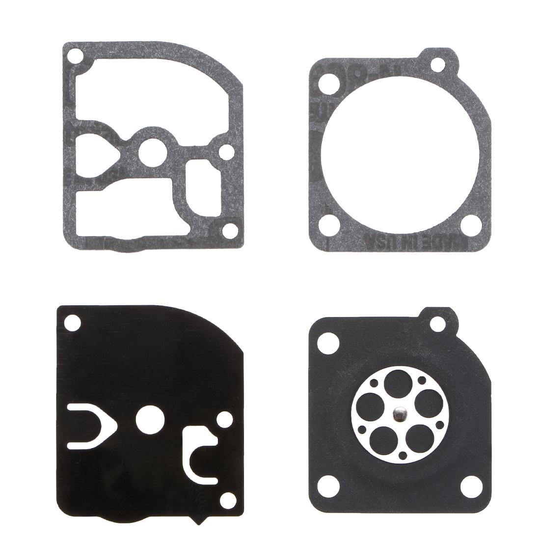 Carburetor Rebuild Kit Gasket Diaphragm GND-35 for Homelite 250 HBC-40 Carb