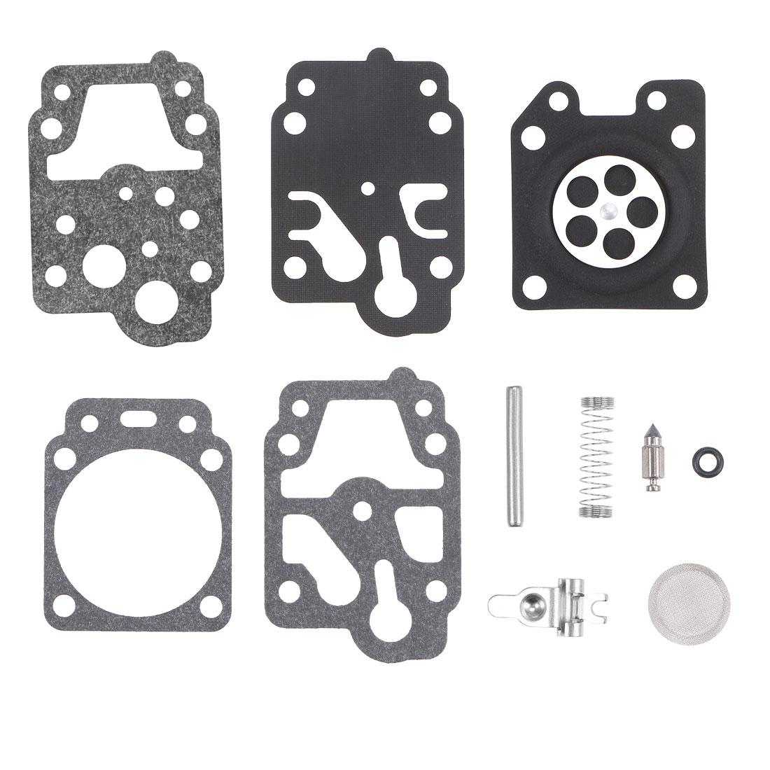 Carburetor Rebuild Kit Gasket Diaphragm K10-WYC for WYC-1-1 WYC-17-1 Carb 2pcs