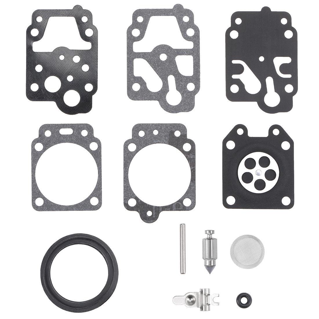 K20-WYJ Carburetor Rebuild Kit for Walbro K10-WYB k20-WYJ D20-WYJ Carb 2pcs