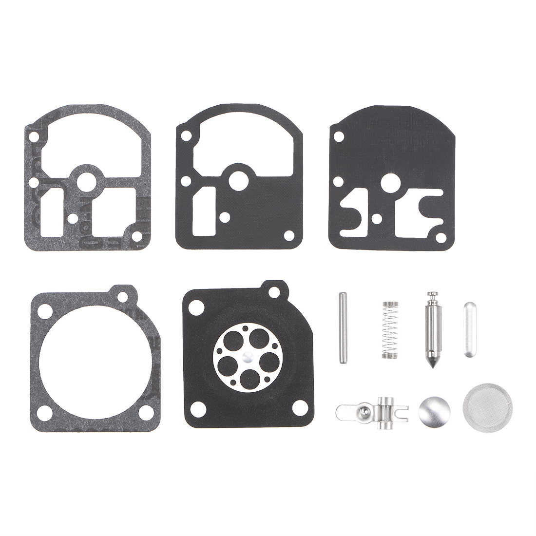 RB-3uretor Rebuild Kit Gasket Diaphragm for RB-3 Series Chainsaw Engines 3pcs