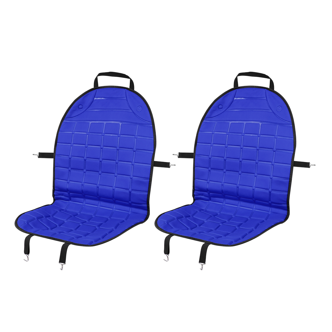 2pcs Universal DC 12V Thickening Heated Car Front Seat Heater Cushion Warmer Pad