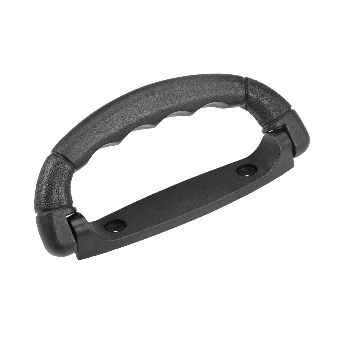 Luggage Handle Pull Plastic 6.3-Inch Length Luggage Suitcase Handle Grip Black