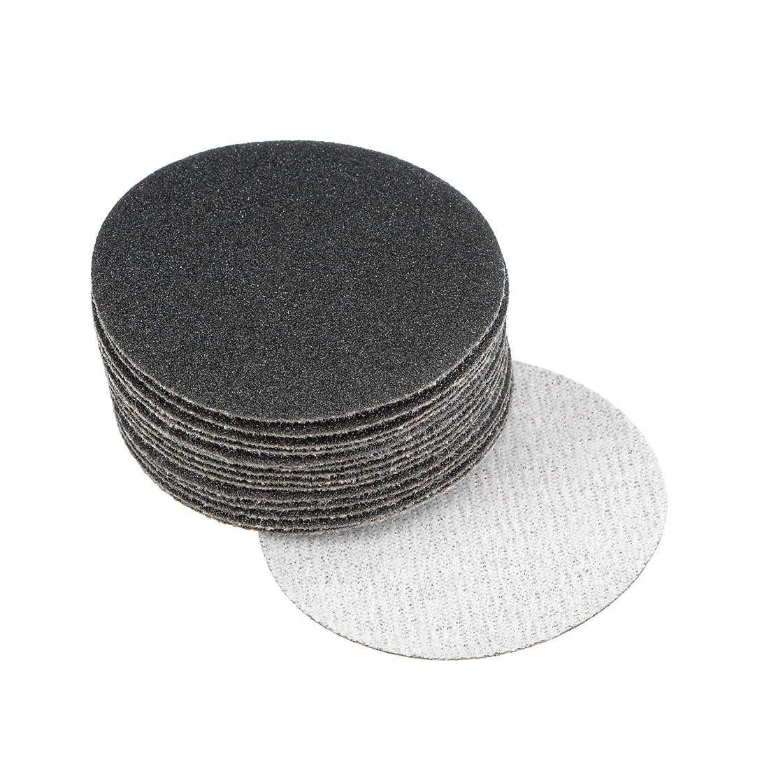 2 inch Wet Dry Discs 120 Grit Hook and Loop Sanding Disc Silicon Carbide 15pcs