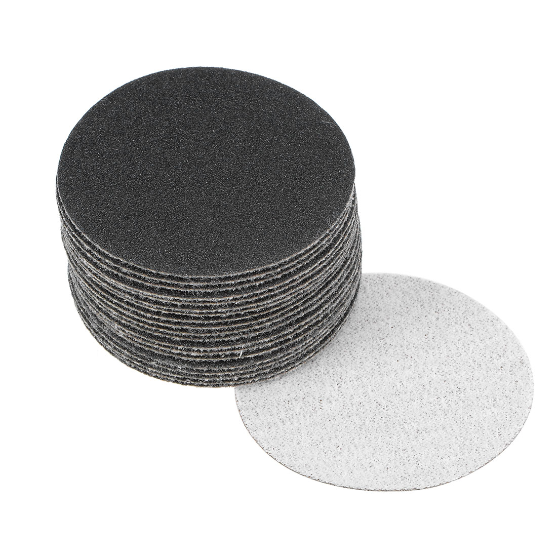 2 inch Wet Dry Discs 150 Grit Hook and Loop Sanding Disc Silicon Carbide 20pcs