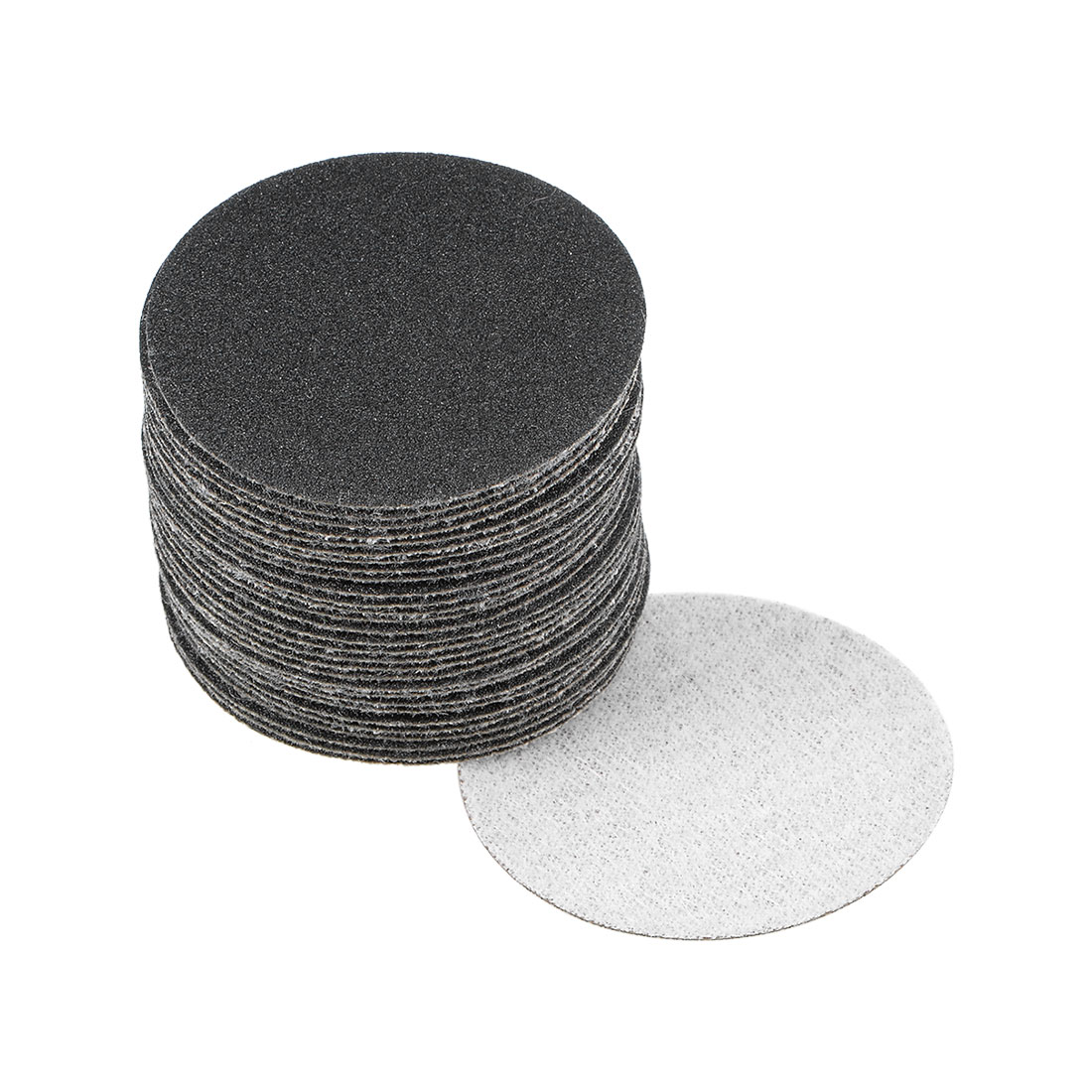 2 inch Wet Dry Discs 150 Grit Hook and Loop Sanding Disc Silicon Carbide 30pcs