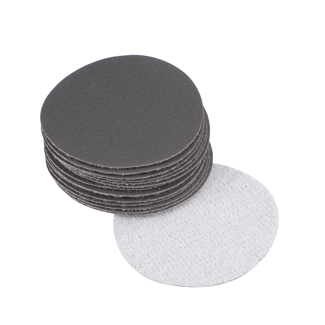 2 inch Wet Dry Discs 600 Grit Hook and Loop Sanding Disc Silicon Carbide 15pcs