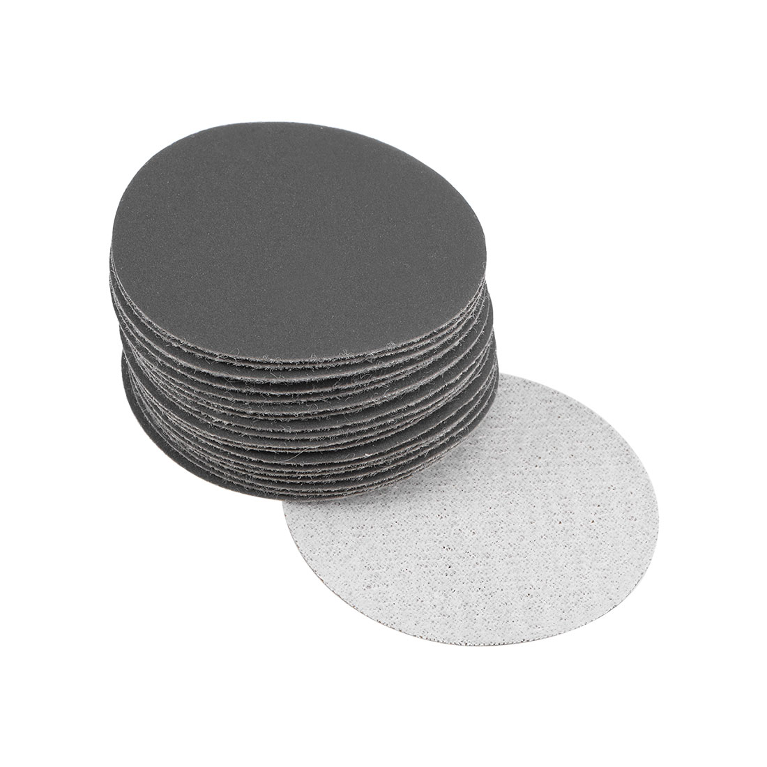 2 inch Wet Dry Discs 800 Grit Hook and Loop Sanding Disc Silicon Carbide 20pcs