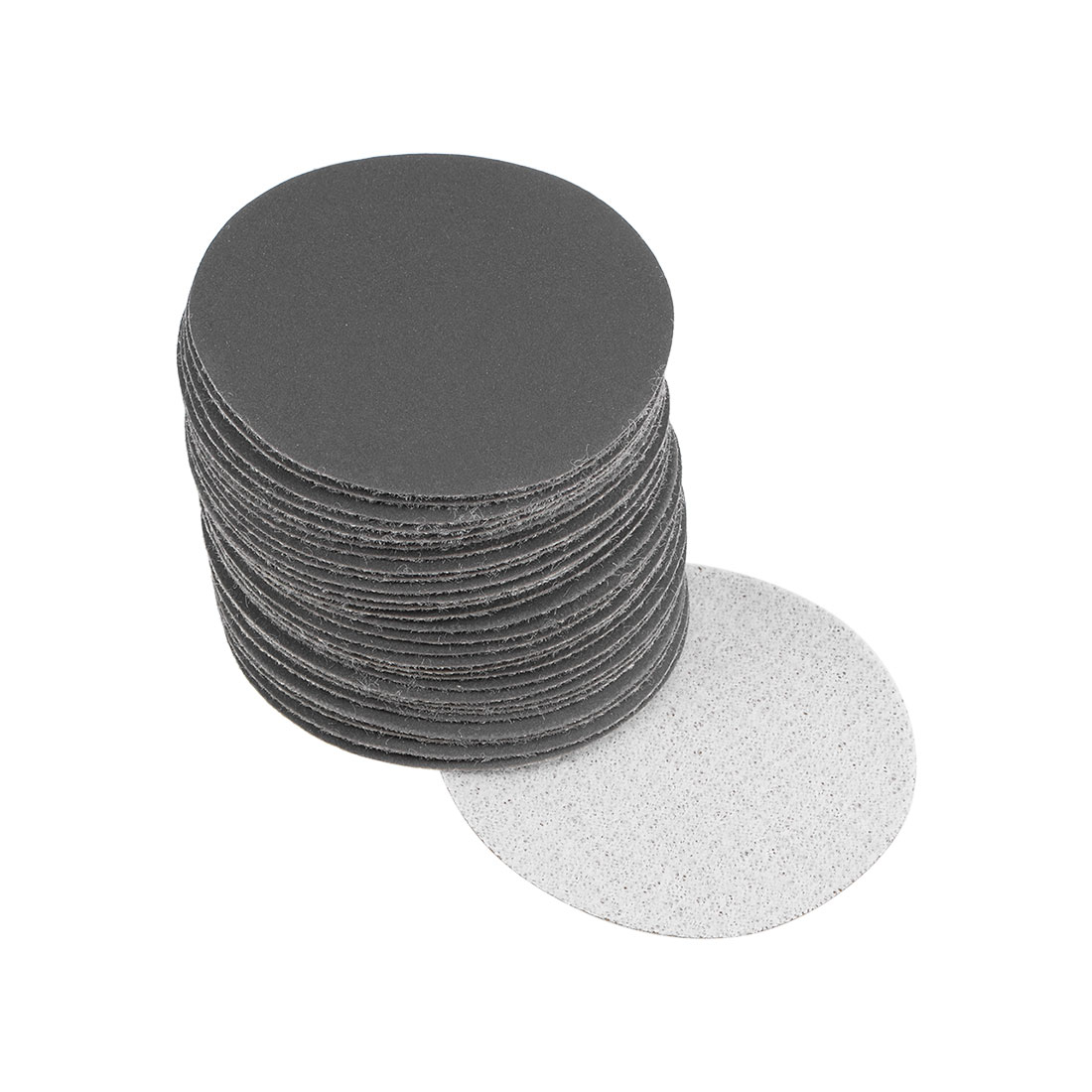 2 inch Wet Dry Discs 800 Grit Hook and Loop Sanding Disc Silicon Carbide 30pcs