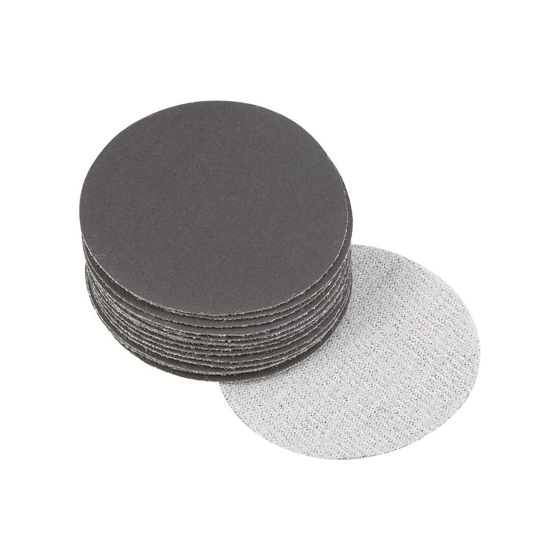 2 inch Wet Dry Discs 1000 Grit Hook and Loop Sanding Disc Silicon Carbide 15pcs