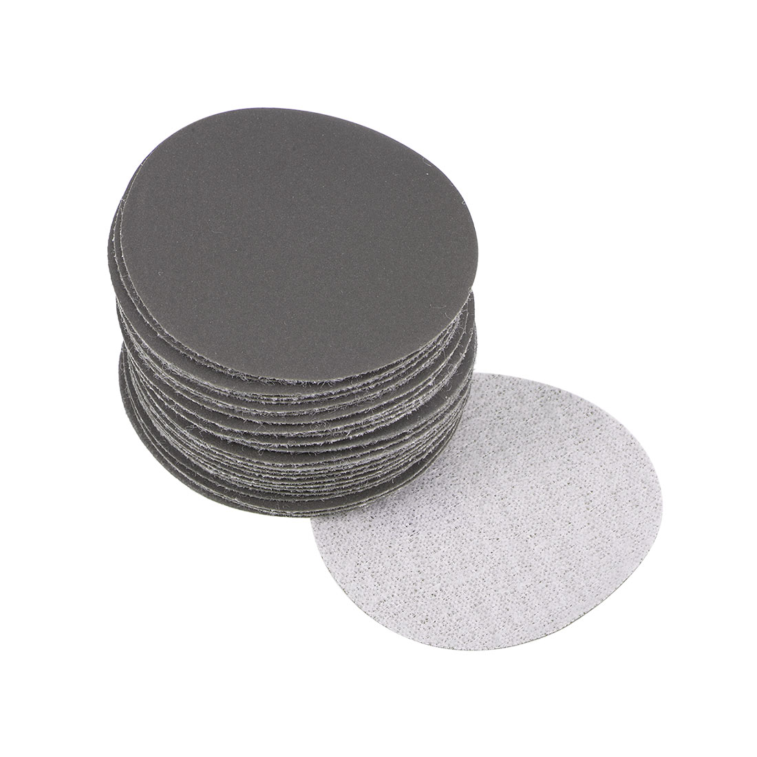 2 inch Wet Dry Discs 1000 Grit Hook and Loop Sanding Disc Silicon Carbide 30pcs
