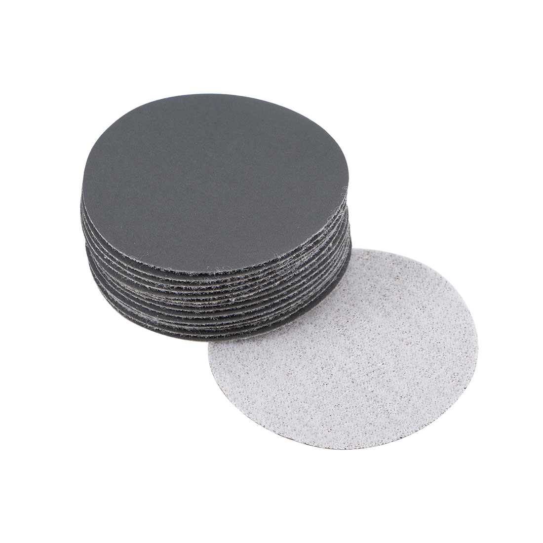 2 inch Wet Dry Discs 1200 Grit Hook and Loop Sanding Disc Silicon Carbide 15pcs