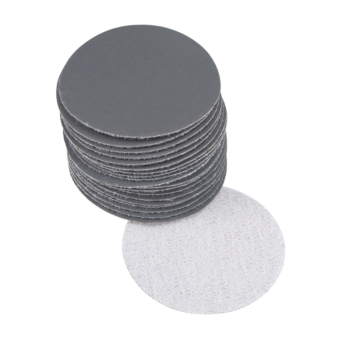 2 inch Wet Dry Discs 1200 Grit Hook and Loop Sanding Disc Silicon Carbide 20pcs