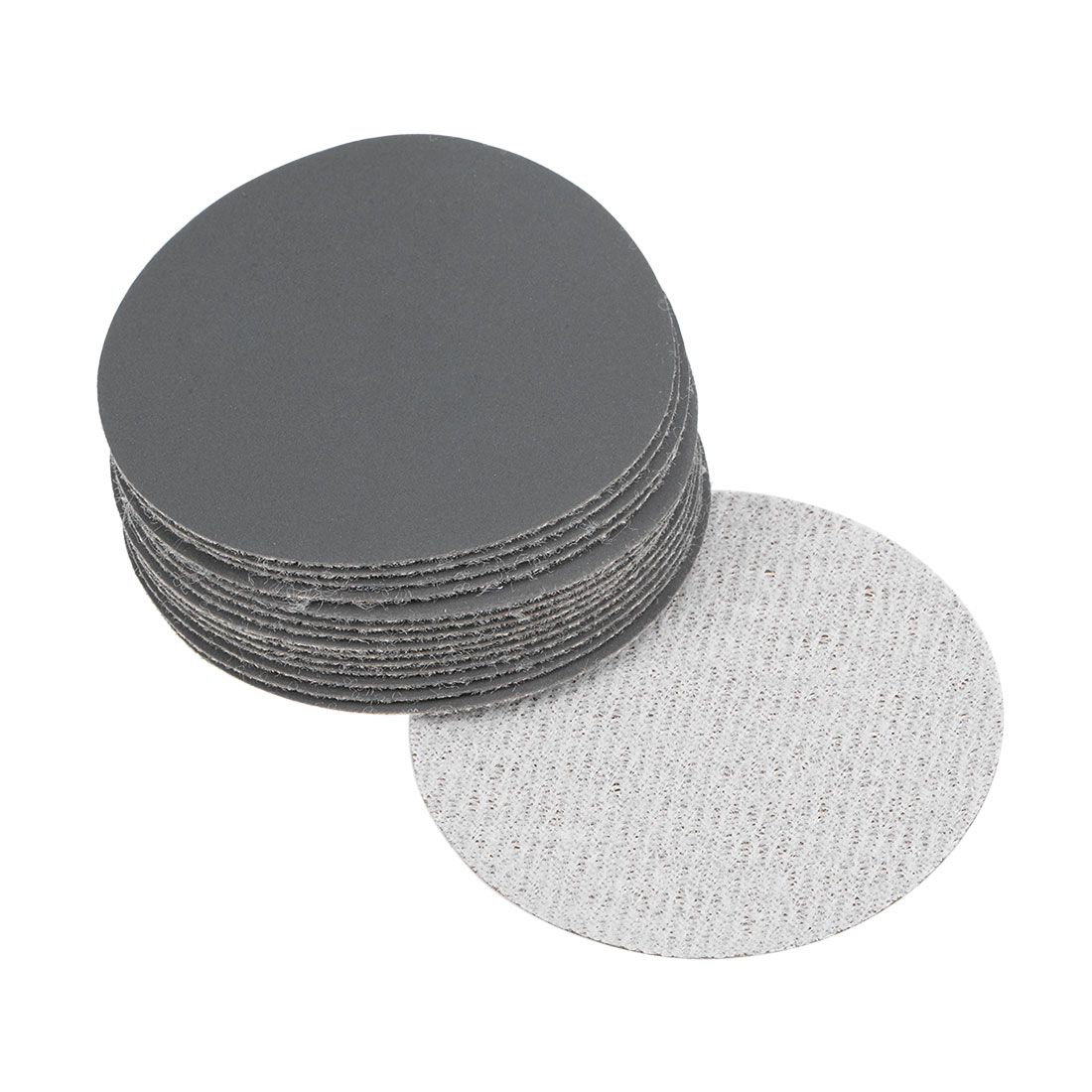 2 inch Wet Dry Discs 1500 Grit Hook and Loop Sanding Disc Silicon Carbide 15pcs